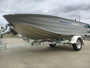 SeaJay 385 Creek Masta High Side - Hull Only Pakenham Cardinia Area Preview
