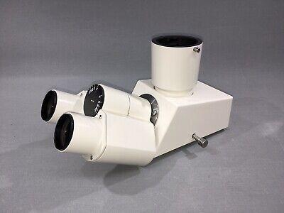 Zeiss Trinocular Microscope Head For Axio Series 45 29 14 45-29-14 452914