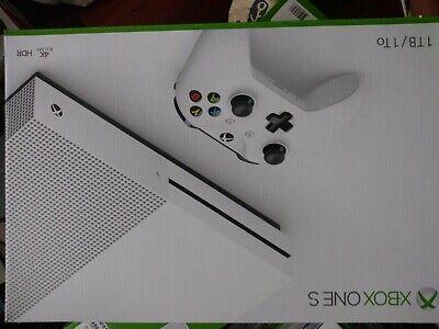 Brand New Microsoft Xbox One S 1TB Video Game Console w/ NBA 2K19 Bundle