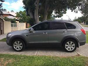 Holden Captiva LX 7 seater diesel automatic Cottesloe Cottesloe Area Preview
