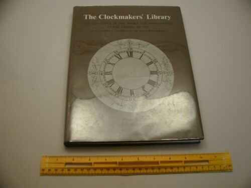 Book 930 – The Clockmaker's Library by John Bromley