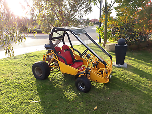3spd 125cc Off-Road Go Kart Australind Harvey Area Preview