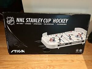 Almost brand new - NHL Stanley Cup Hockey Table