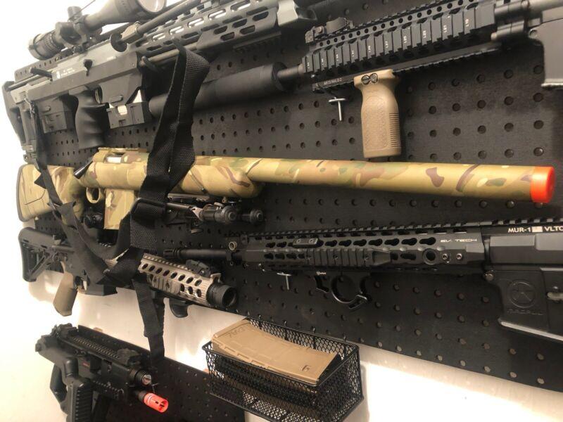 APS M40A3 Custom 500fps Multicam Airsoft Sniper