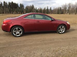 For Sale 2008 Pontiac G6 Convertible
