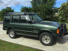 Land Rover Discovery Huonville Huon Valley Preview