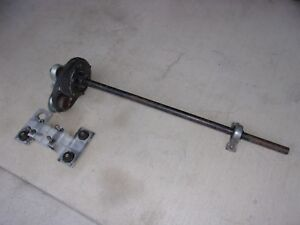 Chrysler Westbend Power Bee 820 Engine Parts - Ultra-Lite Air Plane -