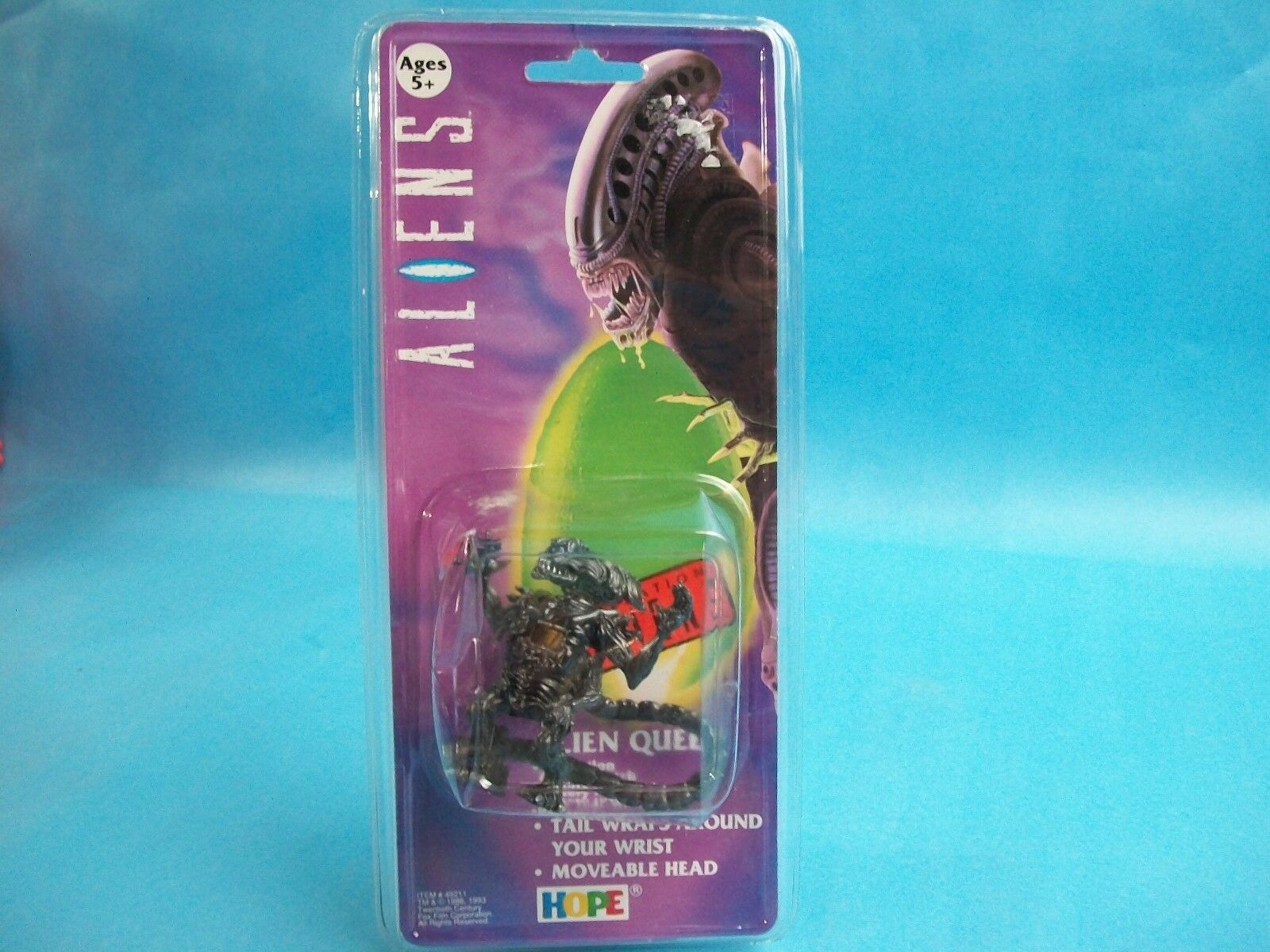 Aliens Hope Toys & Twentieth Century Fox QUEEN ALIEN Molded Digital Watch (A)