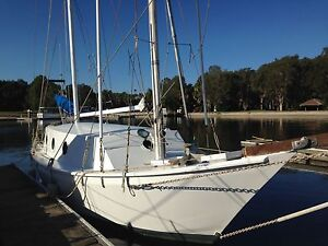 Beautiful Schooner for Sale Southport Gold Coast City Preview