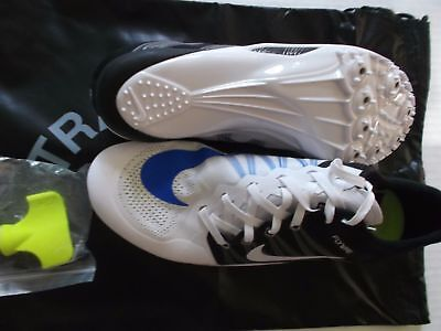 uk availability 6299c 52a23 NEW NIKE ZOOM JA FLY TRACK SPIKES, SIZE  MENS 11 705373-100