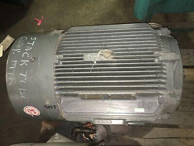 Siemens Motor Rgzesd 100hp 115amp 1785rpm 405t Frame 460v