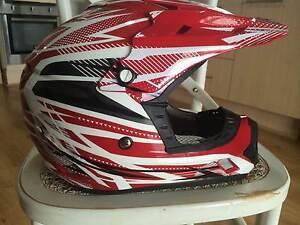 Motorcross Helmet - Excellent Condition Buninyong Ballarat City Preview
