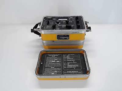 Dynatel 735 Portable Opensplit Cable Fault Locator