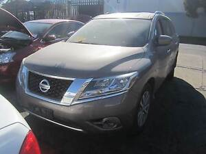 Nissan PATHFINDER R52 ST 4WD AUTO PETROL 2015 WRECKING Brooklyn Brimbank Area Preview