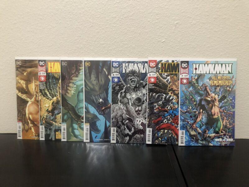 Hawkman Complete Run 1-29 DC comics justice League Justice society