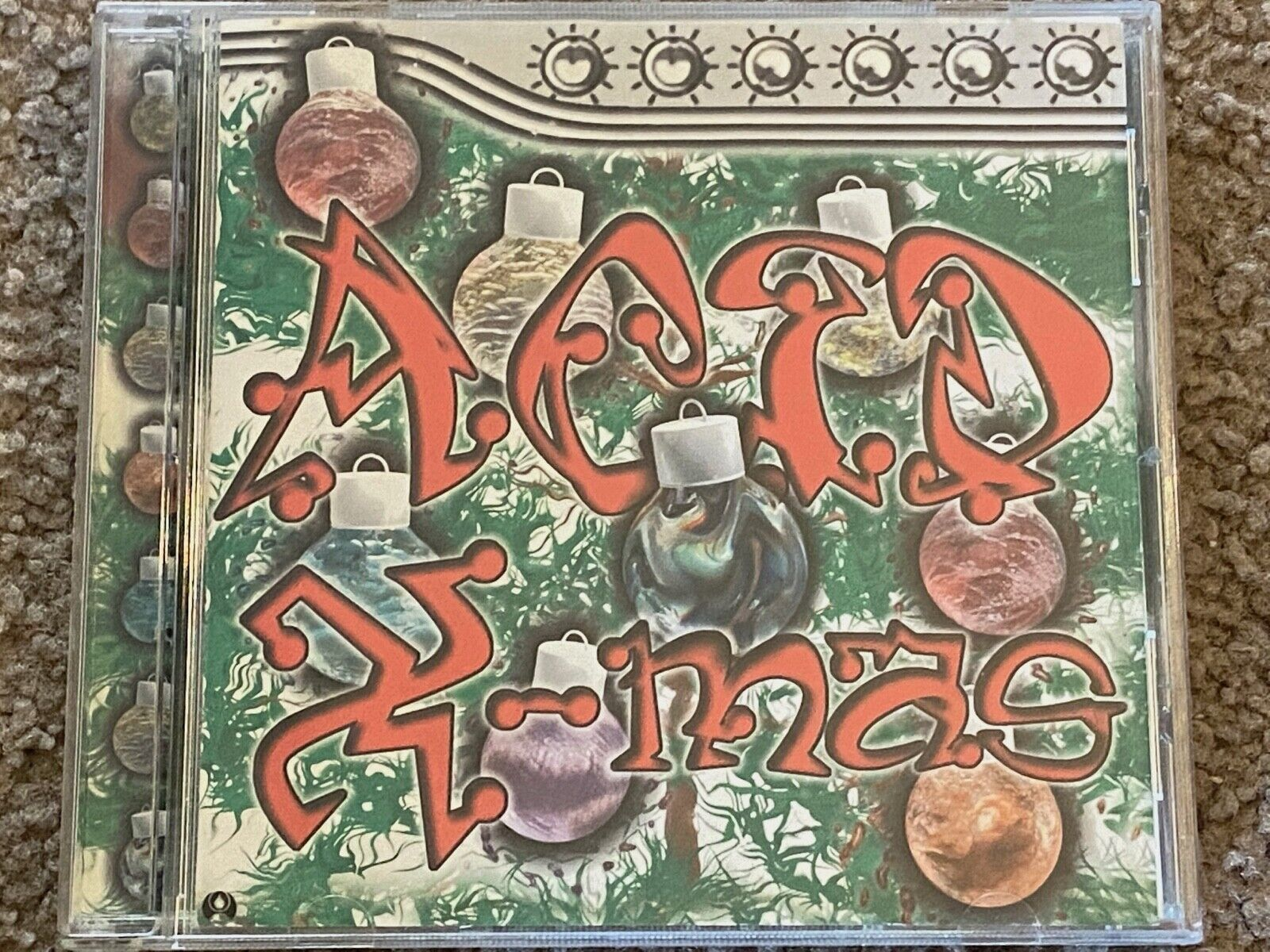 Various Acid X-Mas 1997 StreetBeat Records Little Played  - $3.00