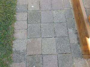 Concrete Pavers 15.3m2 Clontarf Redcliffe Area Preview