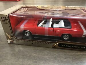 1:18 scale die cast collectors edition cars