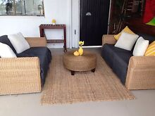 Cane outdoor lounge Runaway Bay Gold Coast North Preview
