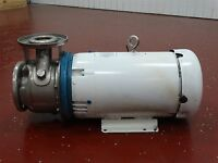 Goulds Pumps Centrifugal Pump/Baldor-Reliance JMWDM3713T Motor 15HP 208-230/460V