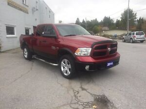 2014 Dodge ram outdoorsman