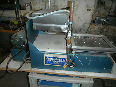 Design Construction Vacuum Forming Machine 3623