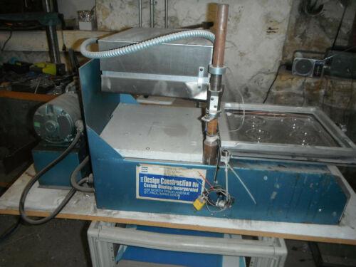 Design Construction Vacuum Forming Machine (3623)