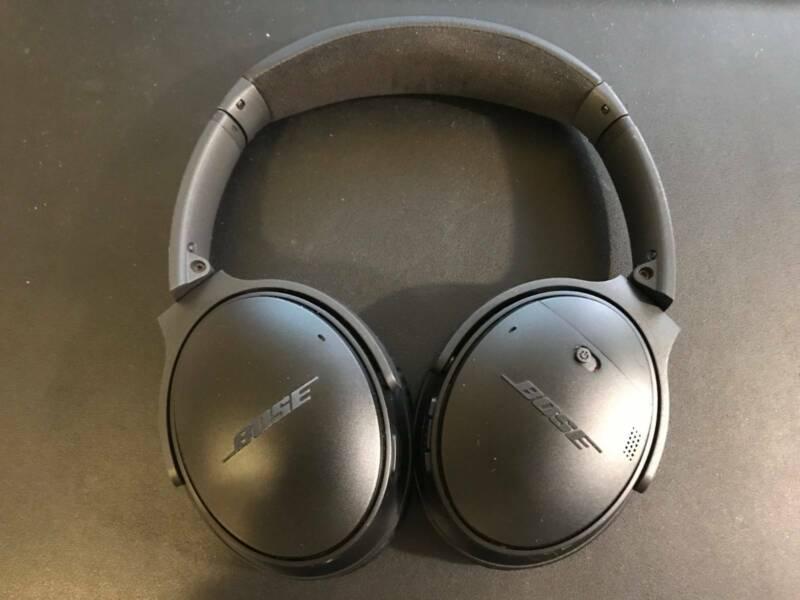 Bose Quietcomfort Qe 35 Ii Noice Cancelling Bluetooth Headphones Headphones Earphones Gumtree Australia The Hills District Castle Hill 1248756022