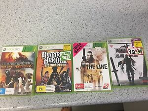 Xbox 360 games Leda Kwinana Area Preview