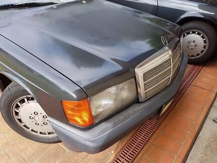 Mercedes Parts W201 190E 180E 1984 -93 Wrecking ENTIRE CAR 2.0L Glenwood Blacktown Area Preview