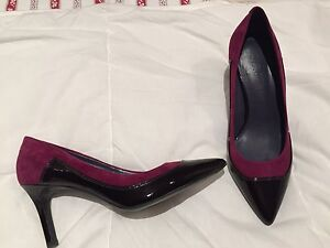 Black/burgundy high heel shoes Sydney City Inner Sydney Preview
