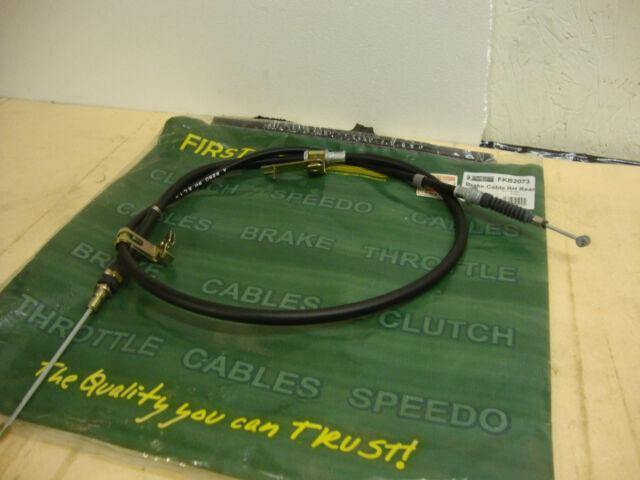 FIRST LINE FKB2073 HAND BRAKE CABLE R/H MAZDA 323 1.3i / 1.5i / 2.0TD 1998~2003