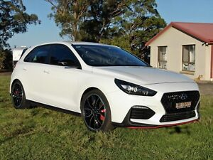 2019 Hyundai I30 N Performance 6 Sp Manual 5d Hatchback Canoelands Hornsby Area Preview
