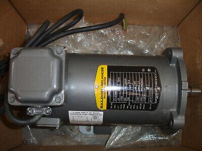 New Baldor Reliance 33-2356z118 Dc Dc Electric Motor .25 14 Hp 1750rpm 2.5a