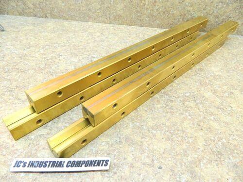 THK  VR 15-700X19Z   cross roller guides    438 MM Stroke  4 rails & 2 bearings