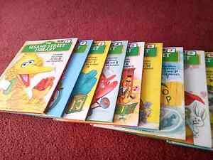 Original early 1970's sesame street library books. Vintage Andrews Farm Playford Area Preview