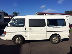 MAZDA E2000 campervan fully equipped Berkeley Vale Wyong Area Preview