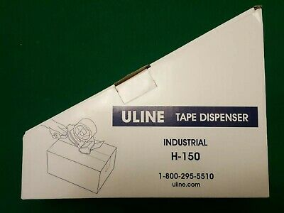 Uline H-150 2-inch Hand-held Side Loading Tape Dispenser Packing Gun Shipping