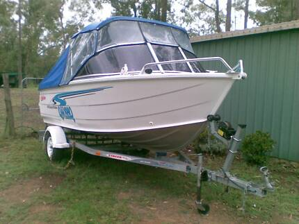 Stacer 449 Estuary master Veresdale Ipswich South Preview