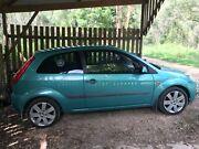 2006 Ford Fiesta Zetec WQ Hatchback Black Mountain Noosa Area Preview