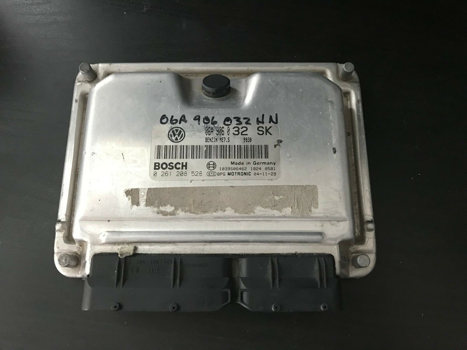 Used Volkswagen Computers And Cruise Control Parts For Sale Page 8 2009 Routan Fuse Box 18t Tuned Complete Ecu Vw Golf Gti Jetta Beetle 250hp