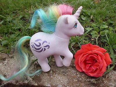le Pony-Hasbro-83-Regenbogen/Rainbowpony-Wirbelwind/Windy (Meine Kleine Regenbogen-pony)