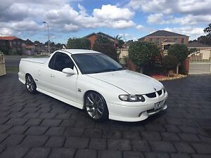 Holden SS ute 2002 series 2 auto 12 months rego Endeavour Hills Casey Area Preview