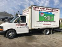 Septic System Repairs, Maintenance and Restoration