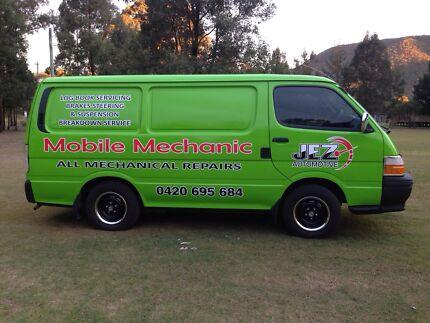 Jez automotive - mobile mechanic Brisbane Northside  Caboolture Caboolture Area Preview