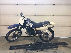 1991 Yamaha RT180 2stroke + bike Hitch