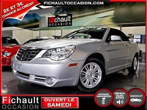 Chrysler Sebring 2008 DECAPOTABLE*** BAS KILOMETRAGE***