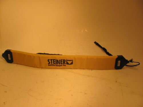 STEINER YELLOW FLOAT  STRAP BINOCULAR CAMERA
