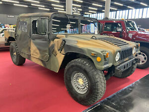 Hummer Humvee M988 Cargo/Troop Carrier
