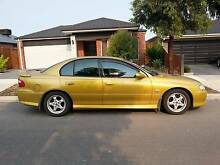 2001 Holden Commodore VX II S Sedan Auto (V6 Supercharged) Wollert Whittlesea Area Preview